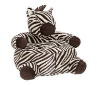 Zebra Critter Chair | Pottery Barn Kids