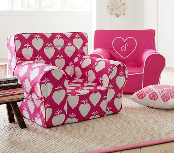 pottery barn oversized anywhere chair selig z chair® & beanbag™ slipcovers | kids