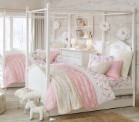 Madeline Canopy Bed | Pottery Barn Kids
