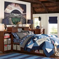 Beadboard Storage Bed + Medium Tower Set | PBteen