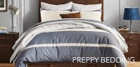 Boys Preppy Bedding