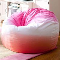 Warm Dip Dye Beanbag | PBteen