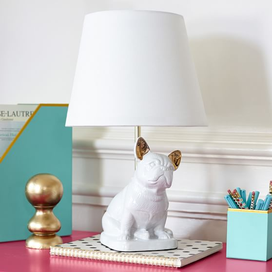 French Bulldog Table Lamp
