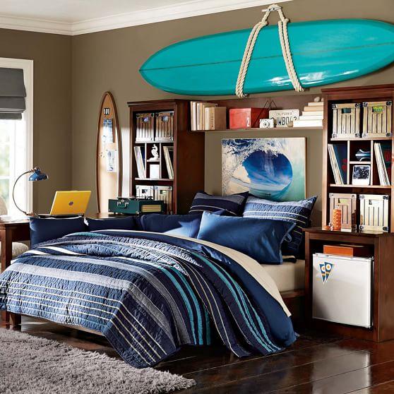 Stuff Your Stuff Platform Bed System Bed Towers Shelves