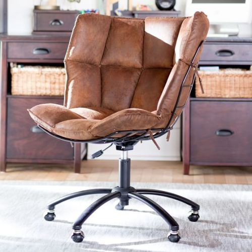 Baseball Decor Interior Design Baseballs Display Old Baseballs Ball Balls Leather Glove Desk Chair Pottery Barn PBTeen Computer Chair Teen Swivel Catcher's Mitt