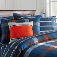Knockout Plaid Bedding Set | PBteen