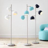 Solid Spotlight Floor Lamp