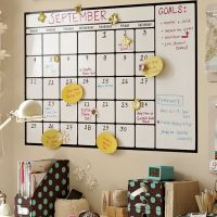 Dry-Erase Calendar Decal | PBteen