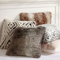 Faux Fur Pillow Cover | PBteen