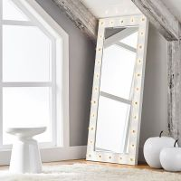 Marquee Light Mirrors | PBteen