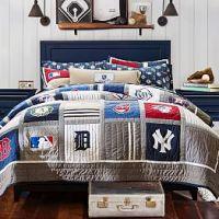 Baseball Bedding & MLB Bedding | PBteen