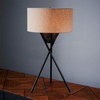 Mid-Century Tripod Table Lamp - Antique Bronze | west elm