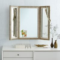 Trifold Mirror | west elm