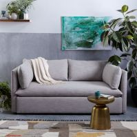 Shelter Loveseat | west elm