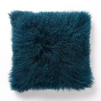 Mongolian Lamb Pillow Covers | west elm