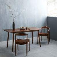 Lena Mid-Century Dining Table - Large | west elm