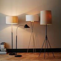 Telescoping Floor Lamp - Antique Bronze | west elm