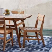 Mid-Century Dining Chair - Teak | west elm