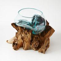 Wood + Glass Terrariums | west elm