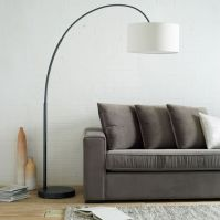 Overarching Floor Lamp