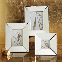Mirrored Frames | west elm