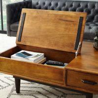 Lars Mid-Century Storage Coffee Table | west elm