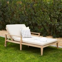 Outdoor Double-Lounger Cushions | west elm