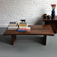 Raw Edge Coffee Table | west elm