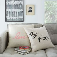Valentine's Pillow Covers | west elm