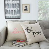 Valentine's Pillow Covers | west elm