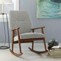 High Back Rocking Chair | west elm