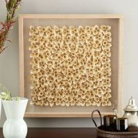 Nature of Wood Wall Art - Light Wood | west elm