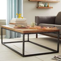 Copenhagen Reclaimed Wood Coffee Table | west elm