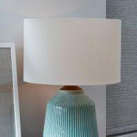 Classic Lamp Shade - Drum (Large) | west elm