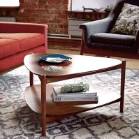 Retro Tripod Coffee Table | west elm
