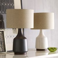 Morten Table Lamp - Black | west elm