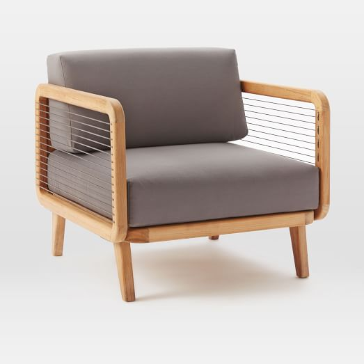 john vogel chair west elm asian floor outdoor lounge |