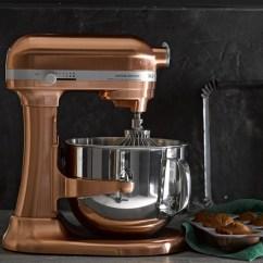 Kitchen Aid Pro 600 Designer Kitchens Kitchenaid® Line® Copper Stand Mixer, 7 Qt. | Williams ...