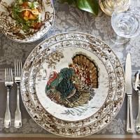 Plymouth Turkey Dinnerware Collection | Williams-Sonoma