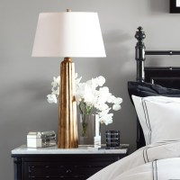 Fluted Table Lamp | Williams Sonoma