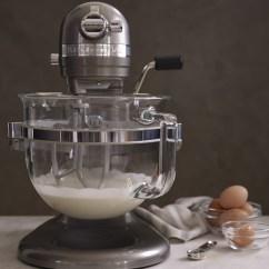 Kitchen Aid Mixer Attachments Onyx Backsplash Kitchenaid® Professional 6500 Design Series Stand ...