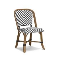 Parisian Bistro Woven Side Chair | Williams Sonoma