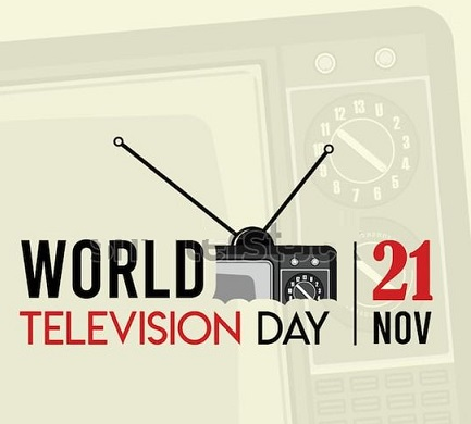 New Latest World Television Day Poster Logo Banner images Photo