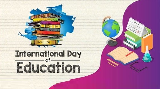 International Education Day FB Whatsapp images Photo
