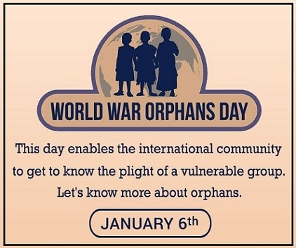 Latest World War Orphans Day HD Wallpaper Photo Picture