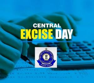 February 24 Central Excise Day HD images Pics Photo For Mobile Desktop
