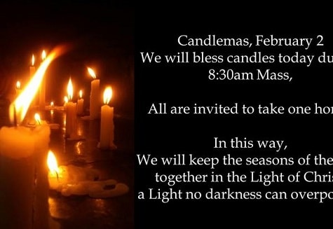 Happy Candlemas Day FB Whatsapp images