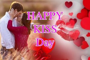 Happy Kiss Day Janu image Photo Pictures 2021