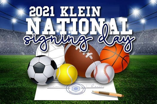 Happy National Signing Day 2021 Football Photo Pics