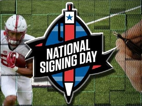 National Signing Day Baseball 2021 images Photo Picture